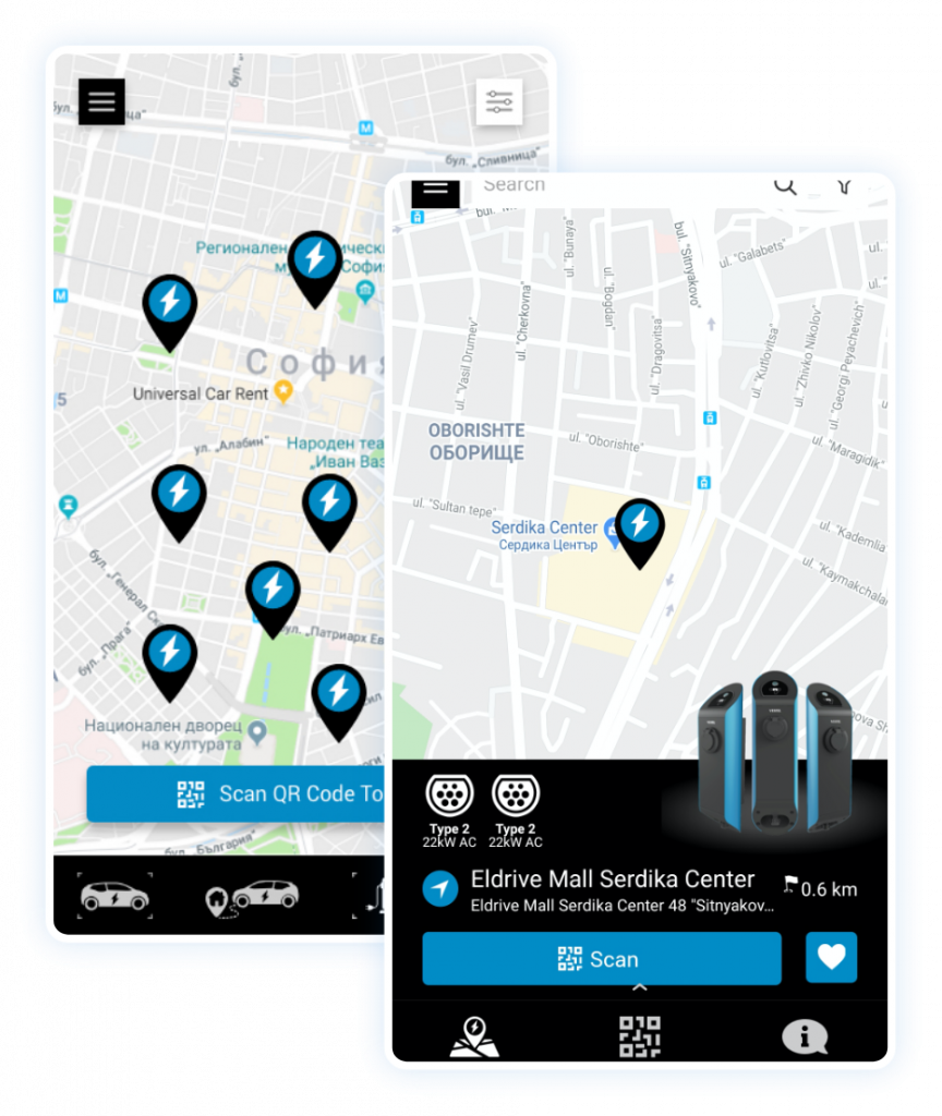 EV Charging Platform - Planning to launch a charging network? Looking to expand your services with EV charging infrastructure. See how AMPECO EV charging platform can help monetize and grow your EV charging network through the touch of an app.