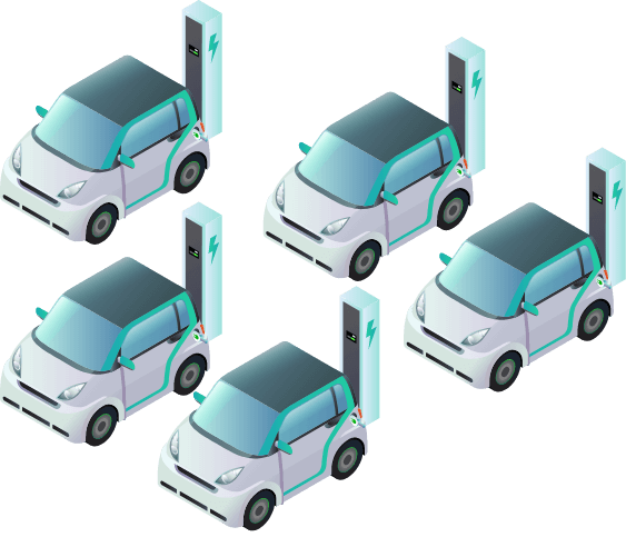 Fleet Operator - How would you like to reduce your costs by 15% to 25%? According to McKinsey, this is something that is achievable by 2030 if you transition your fleet from ICE vehicles to EVs. Things to keep in mind are the superior efficiency of electric cars, the moderate price of electricity, and the high utilization of fleet vehicles. These factors allow fleet operators to quickly recoup the extra up-front cost of an EV. And reduce their total cost of ownership. Transitioning to EV fleets will help you lower the costs of your fleet by procuring and managing energy more efficiently. Plus, you'll be able to add new revenue streams to your fleet operator business.
