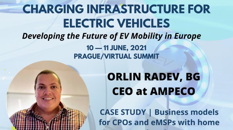 Orlin Radev – Speaker at Charging Infrastructure for Electric Vehicles Virtual Summit 2021