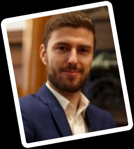 Petar Nikolov - Sales and Account Executive - AMPECO EV Charging