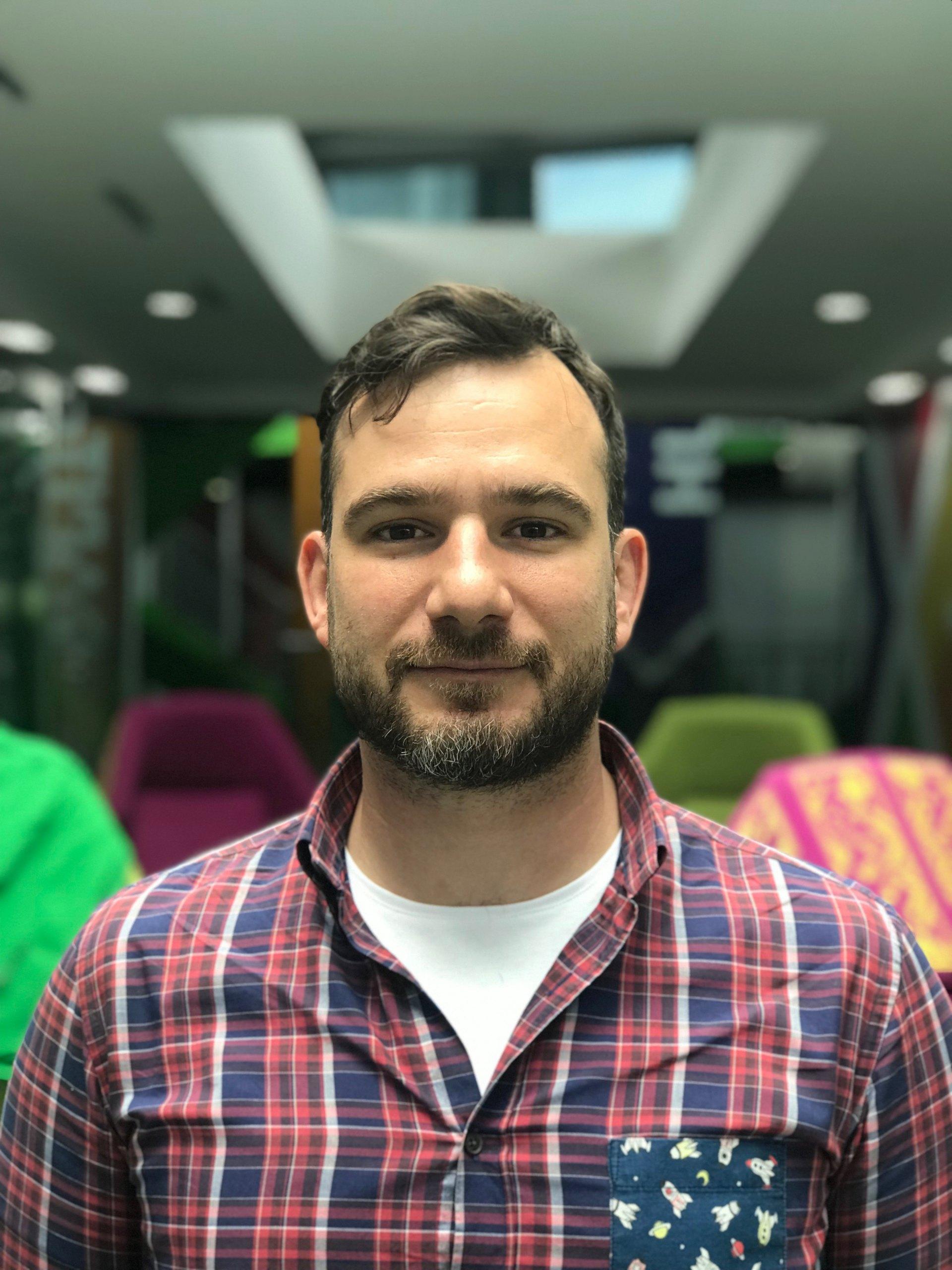 Atanas Zaprianov, Product Manager at AMPECO EV Charging Platform