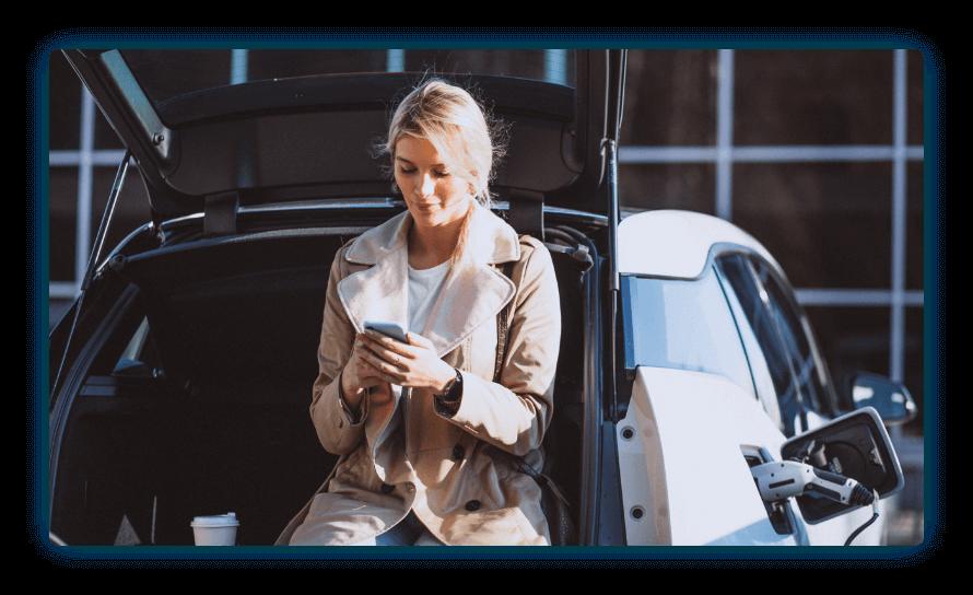 create a custom EV charging experience