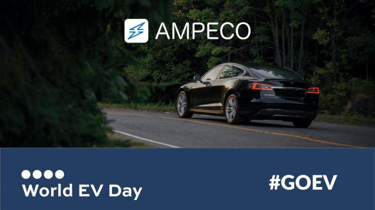 AMPECO joins #EVGO pledge at World EV Day 2021