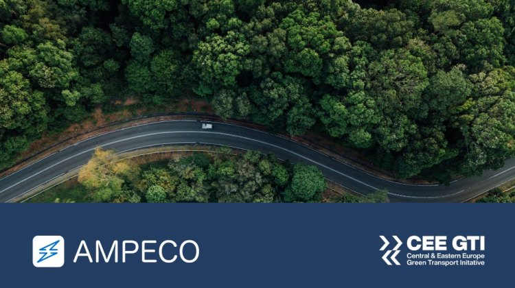 AMPECO joins the Central and Eastern European Green Transport Initiative