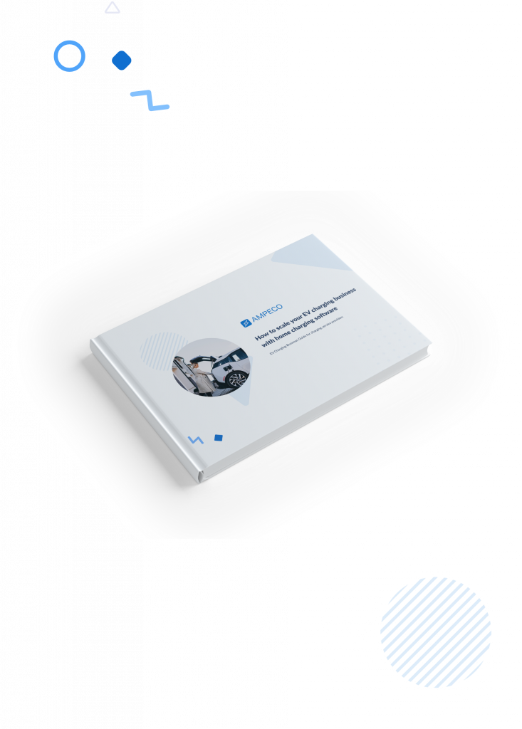 How to scale your EV charging business with home charging software ebook